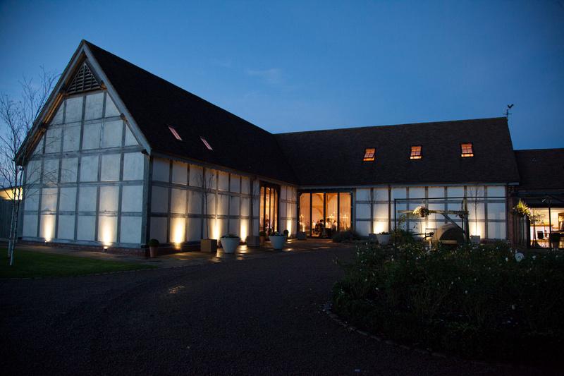 Red House Barn stoke prior wedding venue