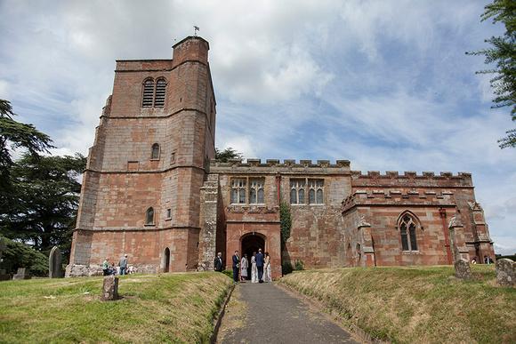 Arley church wedding photographer