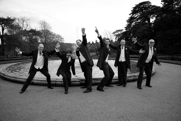 warwick castle wedding photographt