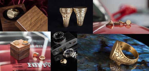 jewellery photography Birmingham