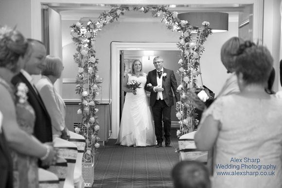Worcestershire wedding photography stourport manor