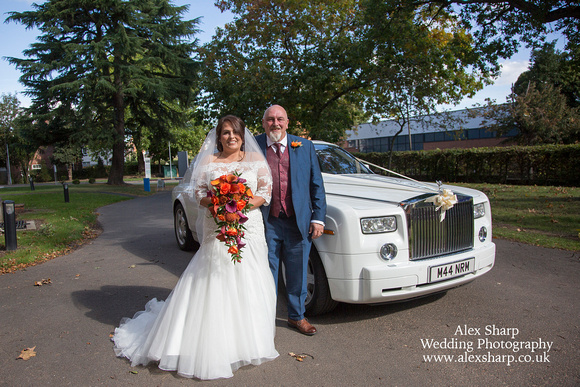 Bromsgrove wedding photographer