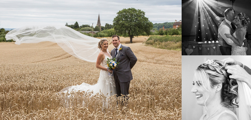wedding photography Bromsgrove, Worcestershire