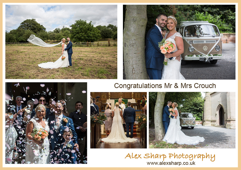 wedding photographer Ombersley ws