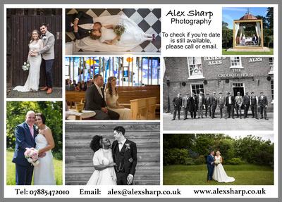 wedding photography West Midlands Alex Sharp