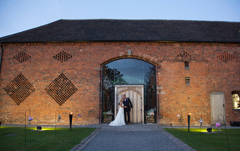 shustoke barns wedding photographer