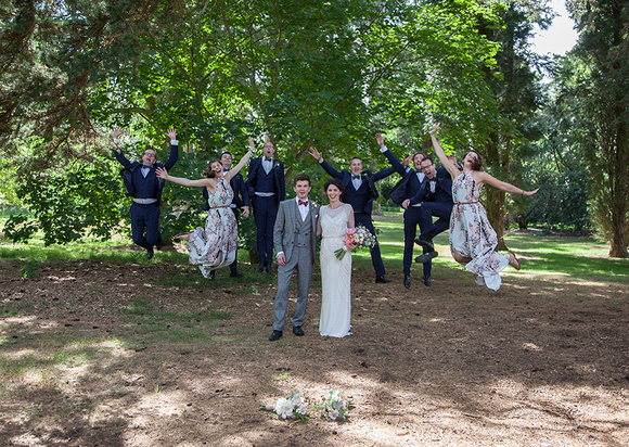 wedding photographer Arley Arboretum