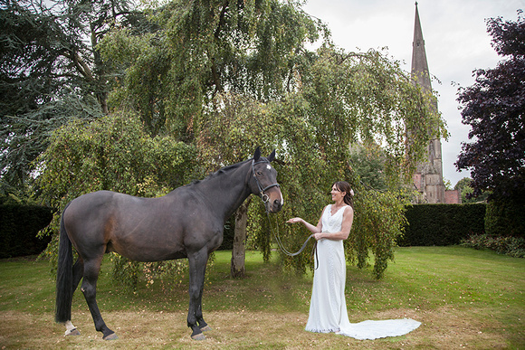 equestrian wedding photographer west midlands