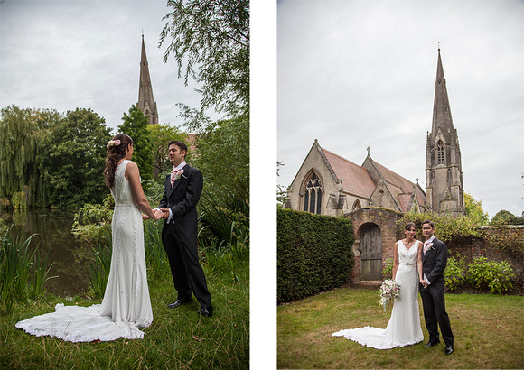 wedding photographer warwickshire