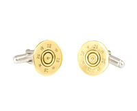 brass shot cufflinks copy