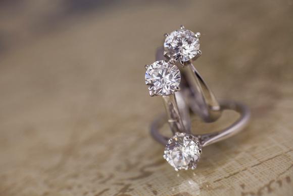 jewellery and diamond photography Bromsgrove
